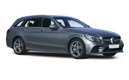 New Mercedes-Benz C-Class Estate <br> deals & finance offers
