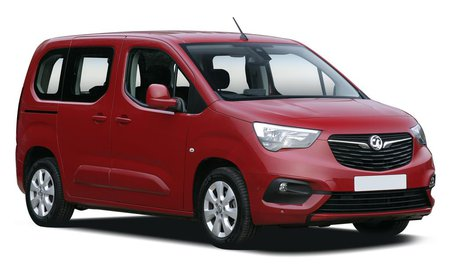 New Vauxhall Combo Life <br> deals & finance offers