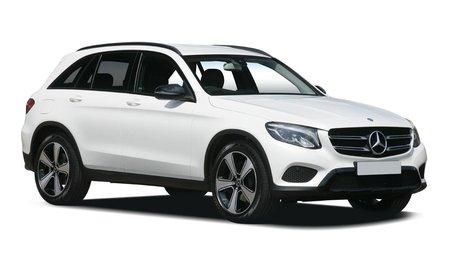 New Mercedes-Benz GLC <br> deals & finance offers