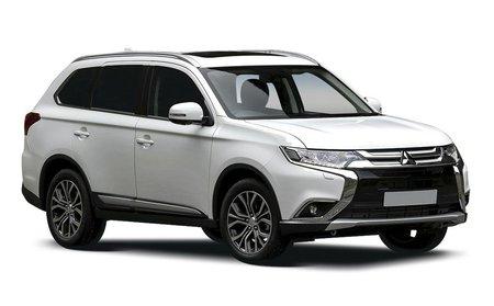 New Mitsubishi Outlander <br> deals & finance offers
