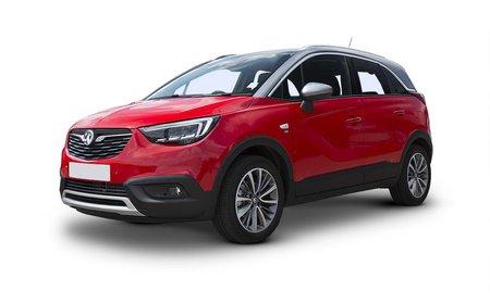New Vauxhall Crossland X <br> deals & finance offers