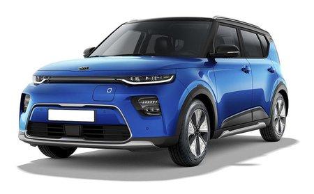 New Kia Soul EV <br> deals & finance offers