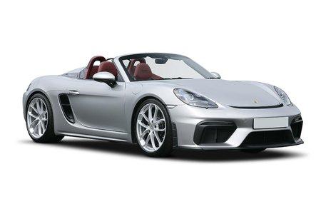 New Porsche 718 Boxster Spyder <br> deals & finance offers