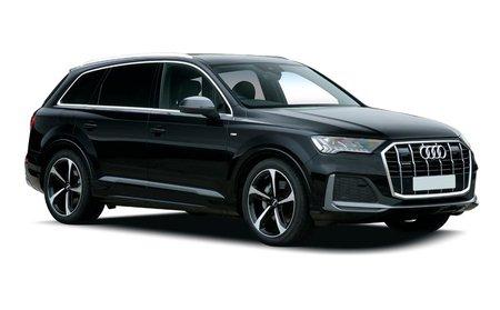 New Audi Q7 <br> deals & finance offers