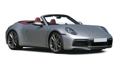 New Porsche 911 Cabriolet <br> deals & finance offers