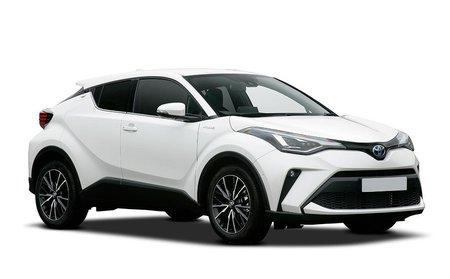 New Toyota C-HR <br> deals & finance offers