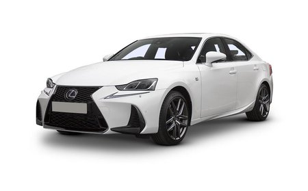 New Lexus IS <br> deals & finance offers