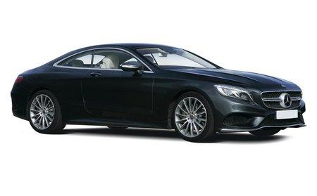 New Mercedes S-Class Coupé <br> deals & finance offers
