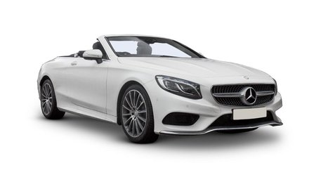 New Mercedes S Class Cabriolet <br> deals & finance offers