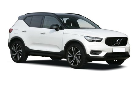 New Volvo XC40 <br> deals & finance offers
