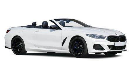 New BMW 8 Series Convertible <br> deals & finance offers