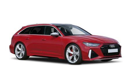 New Audi RS6 Avant <br> deals & finance offers