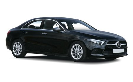New Mercedes A-Class Saloon <br> deals & finance offers