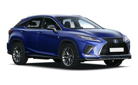 New Lexus RX <br> deals & finance offers