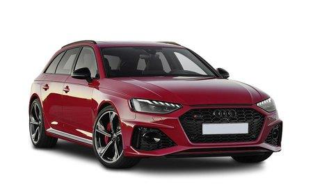 New Audi RS4 Avant <br> deals & finance offers