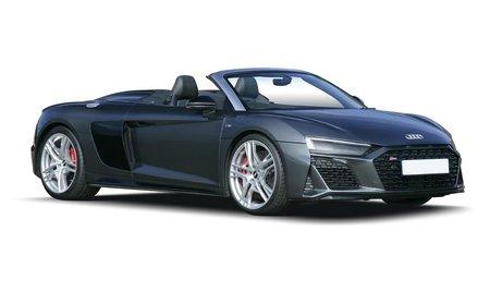 New Audi R8 Spyder <br> deals & finance offers