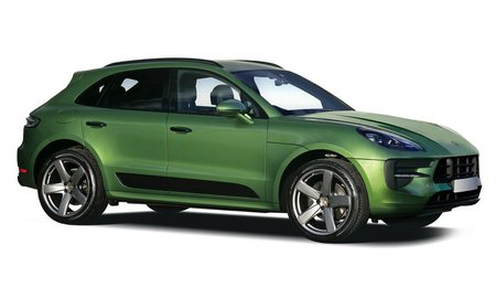 New Porsche Macan <br> deals & finance offers