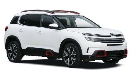 New Citroën C5 Aircross <br> deals & finance offers