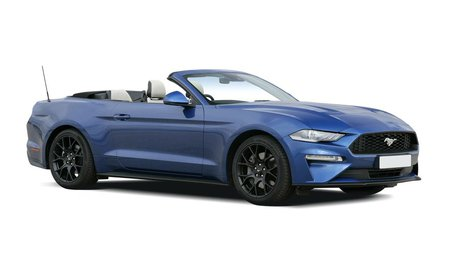 New Ford Mustang Convertible <br> deals & finance offers