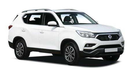 New Ssangyong Rexton <br> deals & finance offers