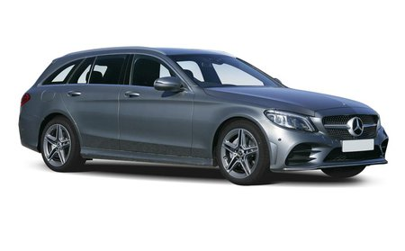 New Mercedes C-Class Estate <br> deals & finance offers