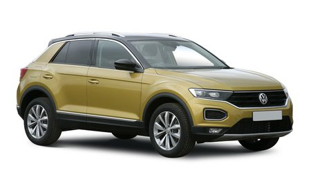 New Volkswagen T-Roc <br> deals & finance offers