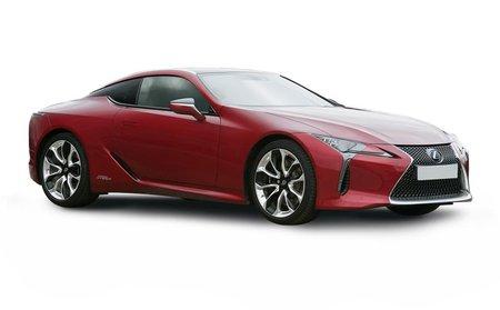 New Lexus LC <br> deals & finance offers