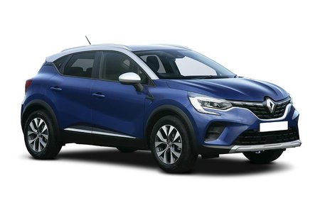 New Renault Captur <br> deals & finance offers