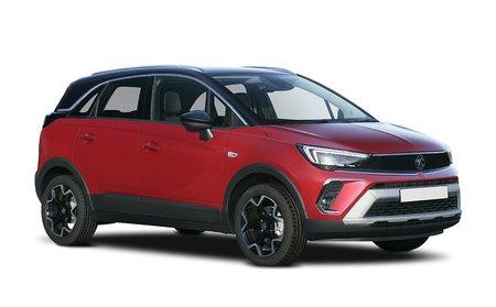 New Vauxhall Crossland <br> deals & finance offers