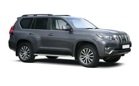 New Toyota Land Cruiser <br> deals & finance offers