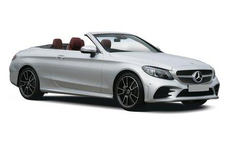 New Mercedes-Benz C-Class Cabriolet <br> deals & finance offers