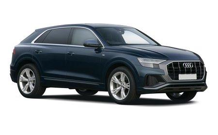 New Audi SQ8 <br> deals & finance offers