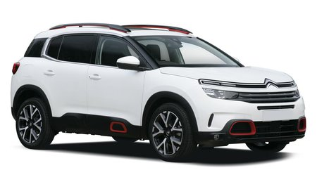 New Citroën C5 Aircross <br> deals & finance offers