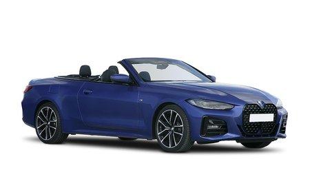 New BMW 4 Series Convertible <br> deals & finance offers