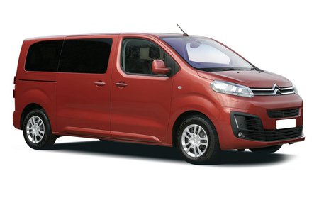 New Citroën Spacetourer <br> deals & finance offers