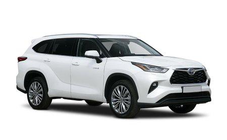 New Toyota Highlander <br> deals & finance offers