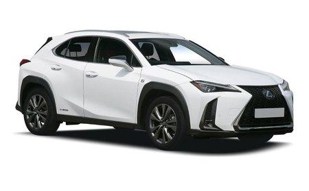 New Lexus UX <br> deals & finance offers