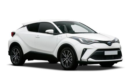 New Toyota C-HR <br> deals & finance offers