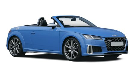 New Audi TT RS <br> deals & finance offers