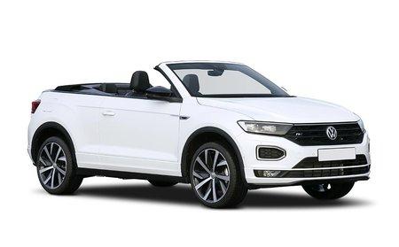 New Volkswagen T-Roc Cabriolet <br> deals & finance offers