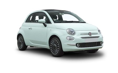 New Fiat 500 Cabrio <br> deals & finance offers