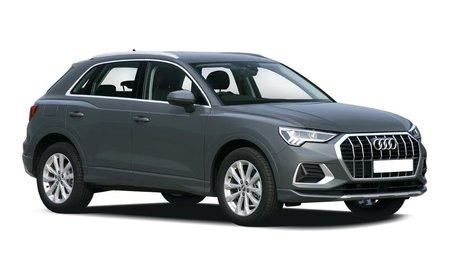 New Audi Q3 <br> deals & finance offers