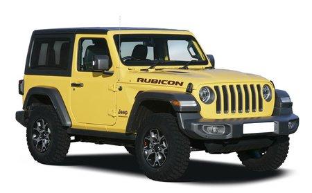 New Jeep Wrangler <br> deals & finance offers