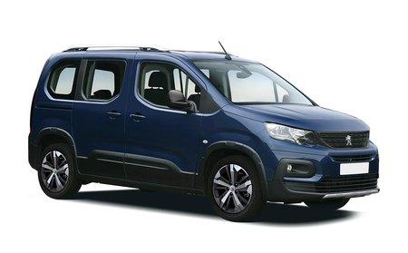 New Peugeot Rifter <br> deals & finance offers