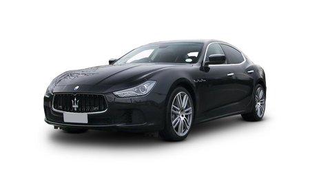 New Maserati Ghibli <br> deals & finance offers