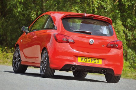 Used Ford Fiesta ST vs Vauxhall Corsa VXR