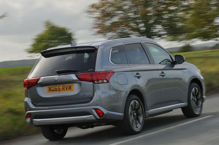 Used Mitsubishi Outlander PHEV long-term test review