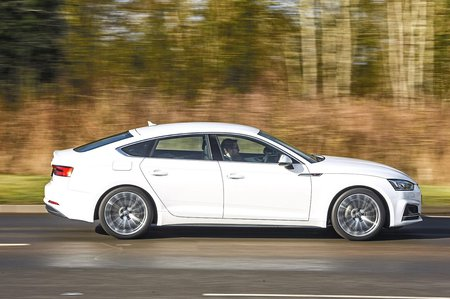 New Audi A5 Sportback vs BMW 4 Series Gran Coupe