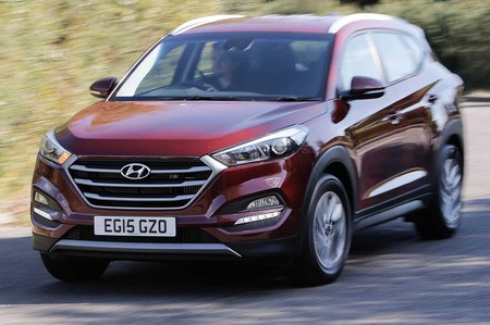 New car deal of the day: Hyundai Tucson