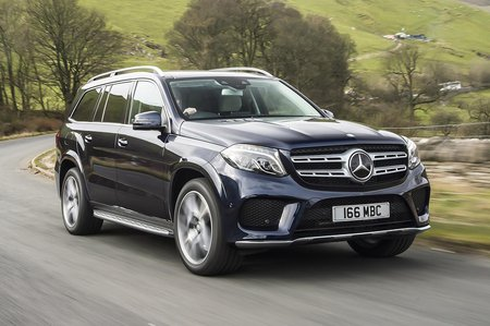 2016 Mercedes-Benz GLS 350 d UK review